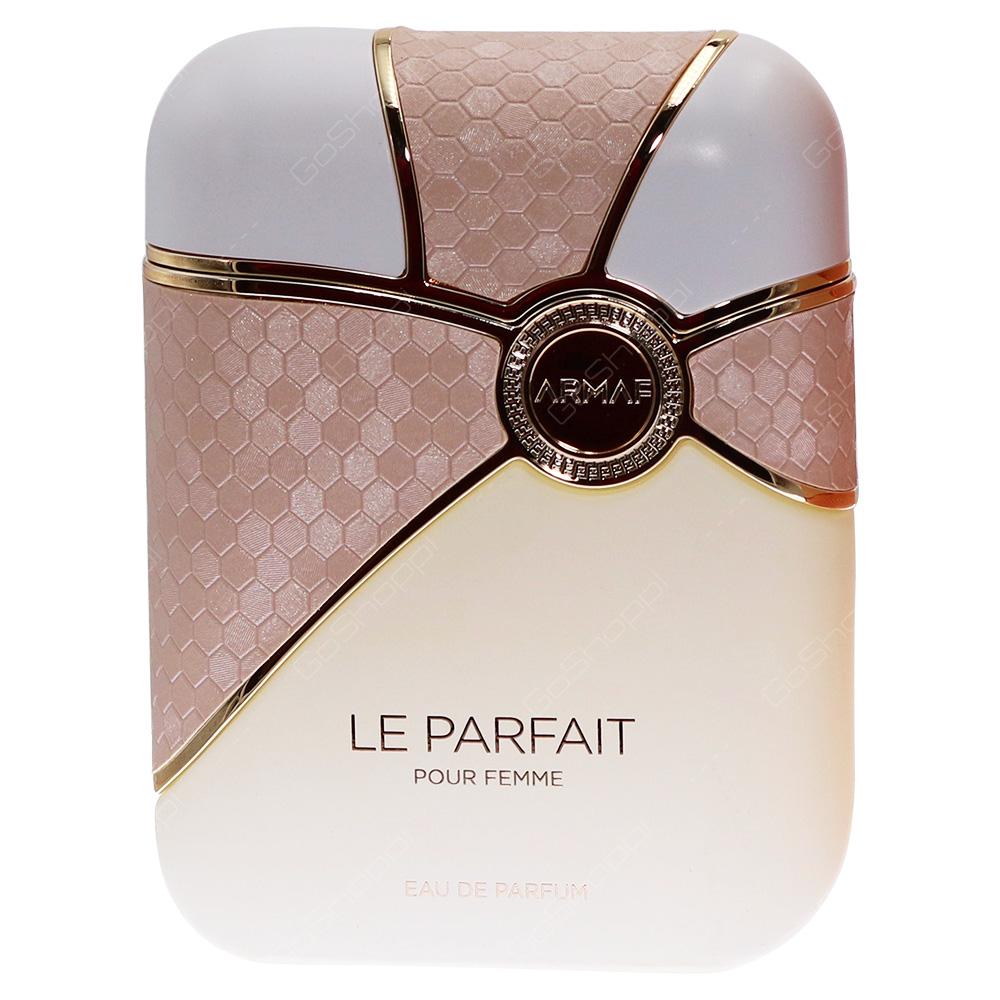 Armaf Le Parfait Pour Femme Eau De Parfum 100ml