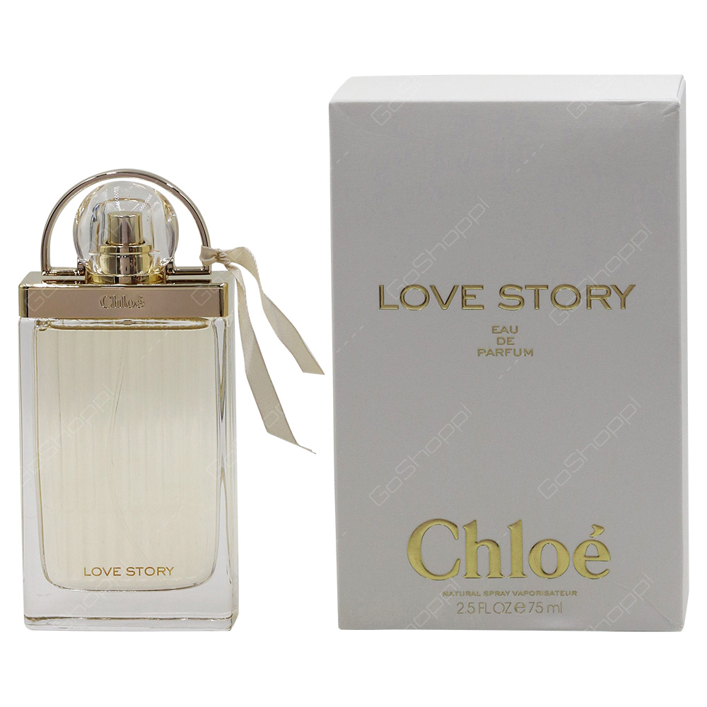Chloe Love Story For Women Eau De Parfum 75ml