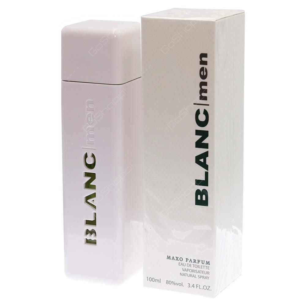 Dumont Blanc Men Maxo Parfum Eau De Toilette 100ml