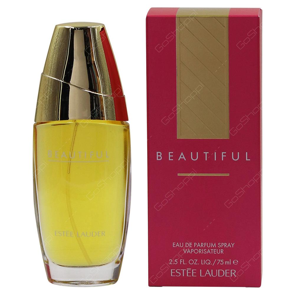 Estee Lauder Beautiful For Women Eau De Parfum 75ml