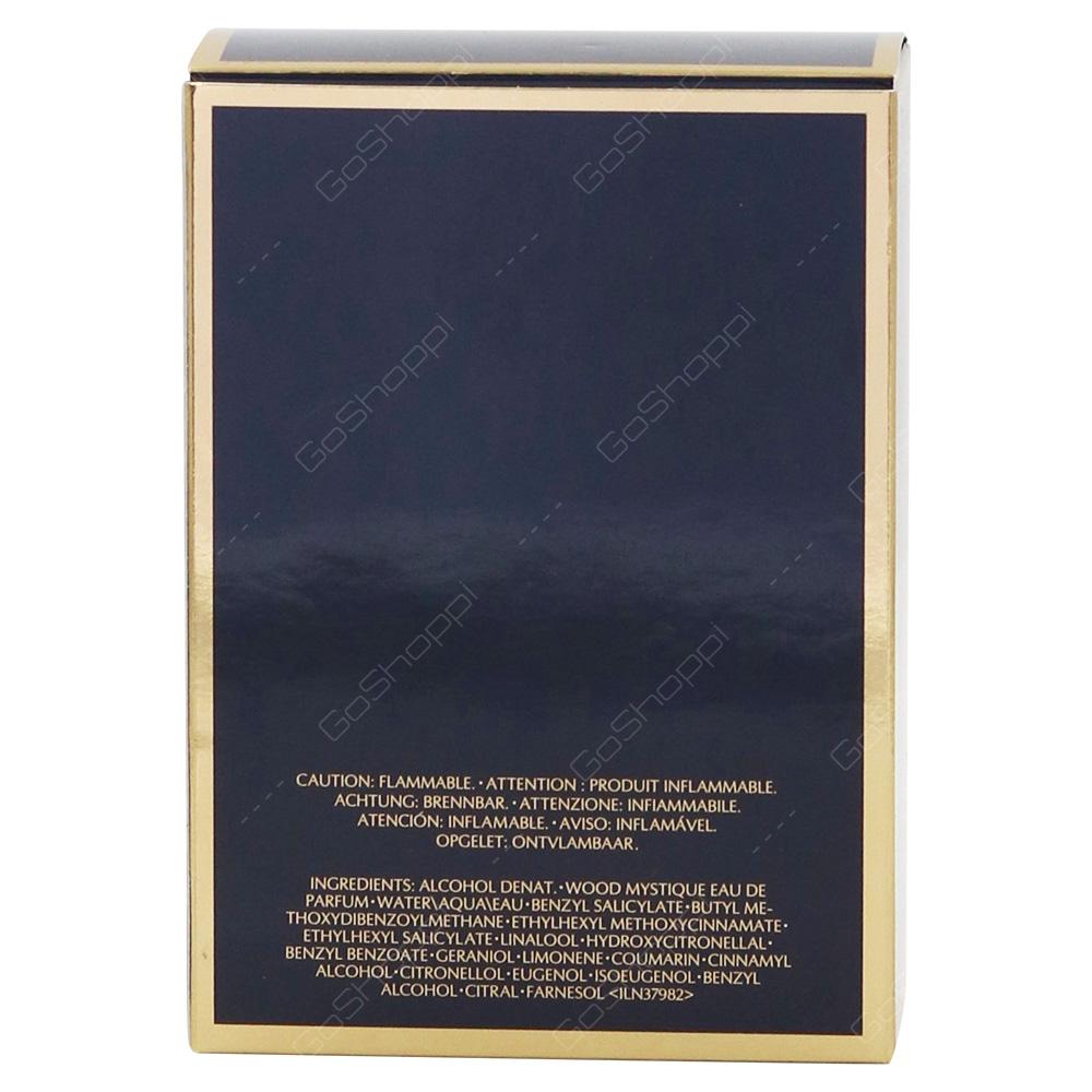 Estee Lauder Wood Mystique For Women Eau De Parfum 100ml