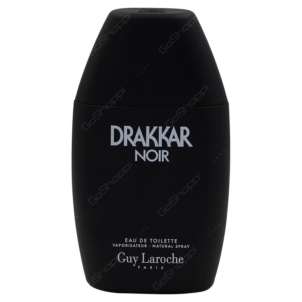 Guy Laroche Drakkar Noir For Men Eau De Toilette 200ml