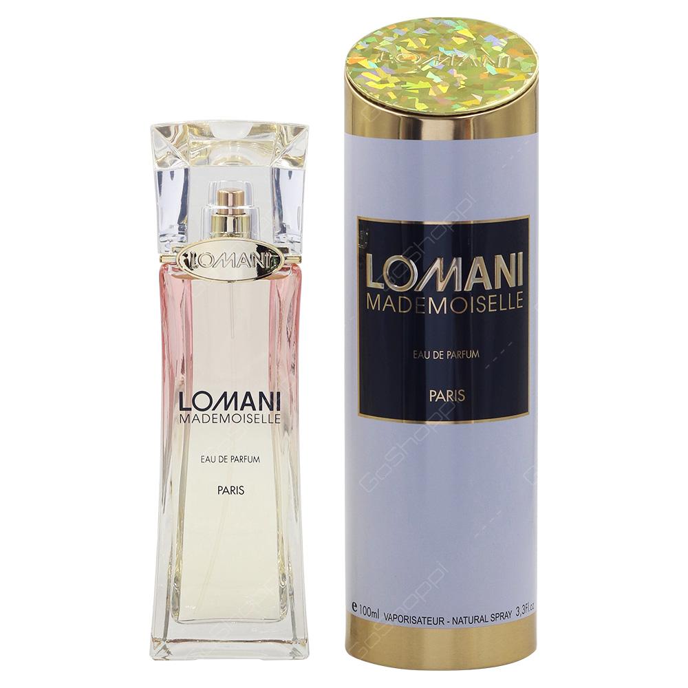 Lomani Mademoiselle For Women Eau De Parfum 100ml