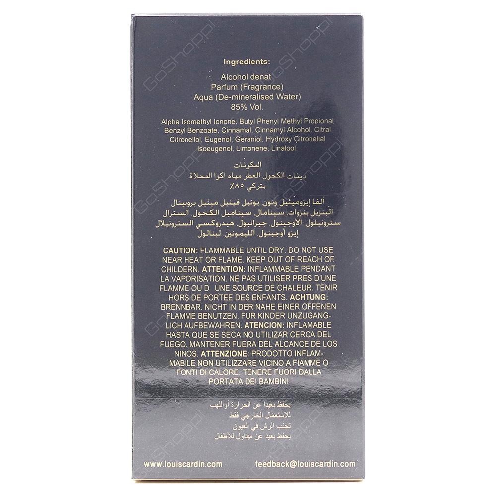 Louis Cardin Louis Cardin Sweet Scent For Women Eau De Parfum 100ml