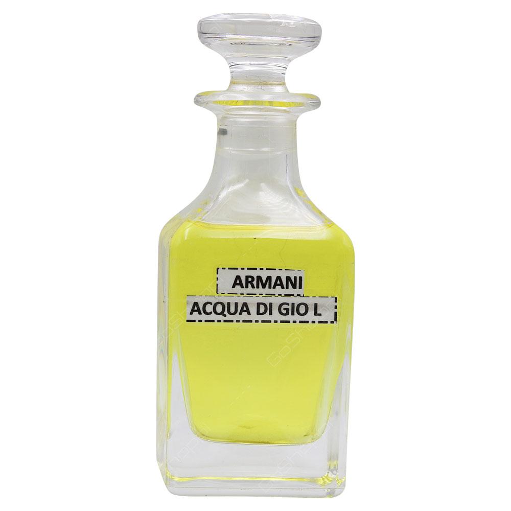 Oil Based - Armani Acqua Di Gio For Women Spray