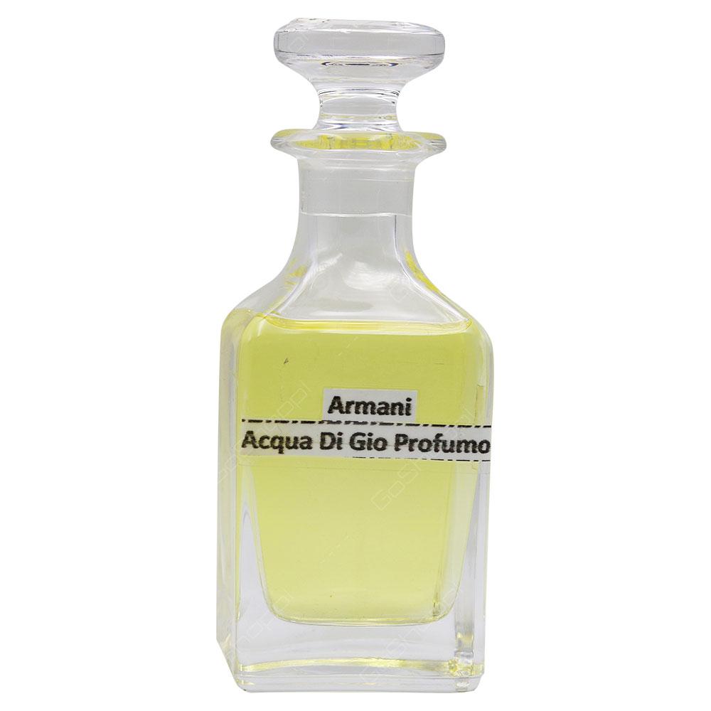 Oil Based - Armani Acqua Di Gio Profumo For Men Spray