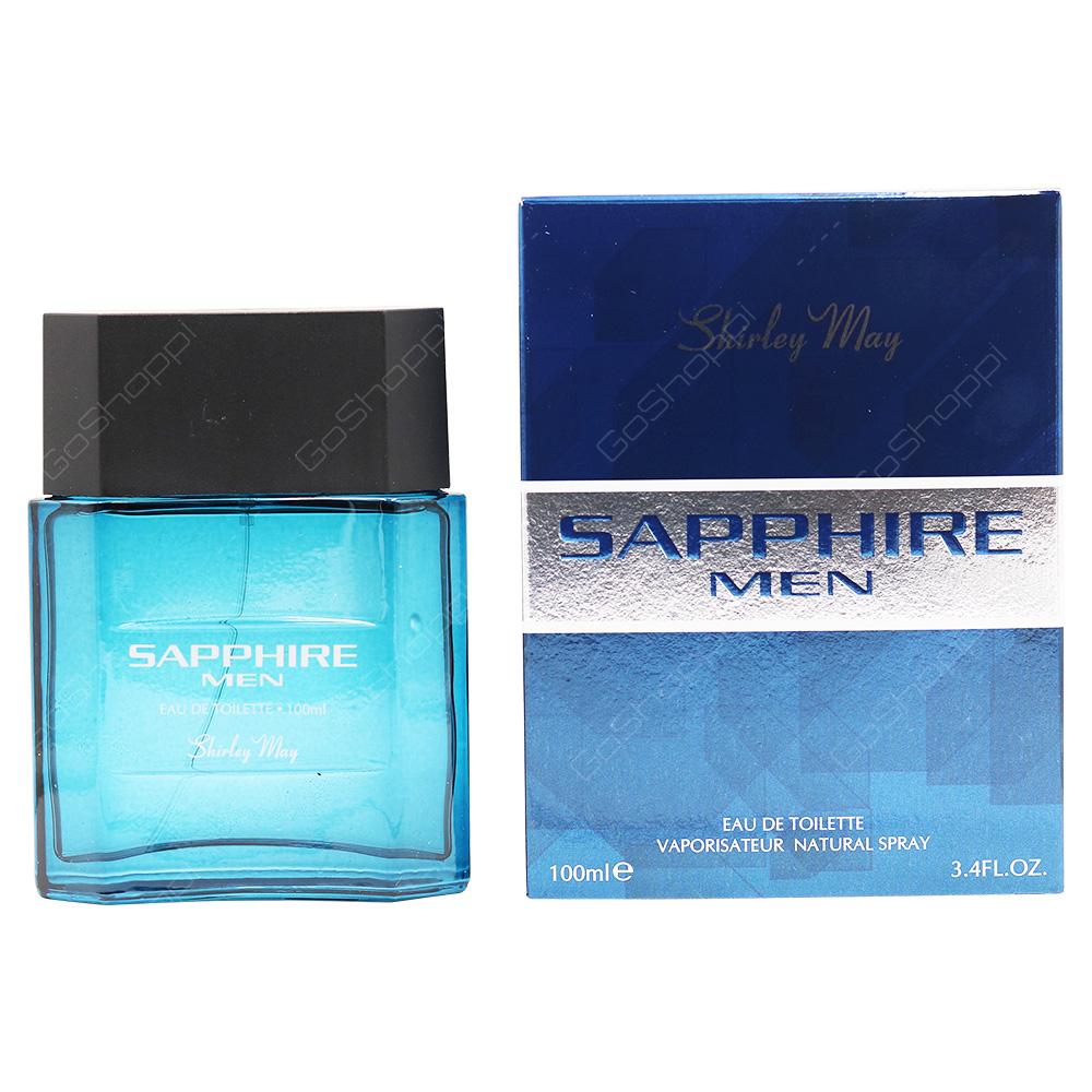 Shirley May Saphire Men Eau De Toilette 100ml