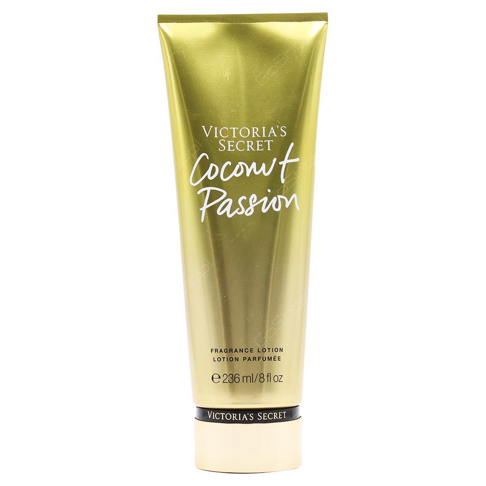 Victorias Secret Coconut Passion Fragrance Lotion 236ml
