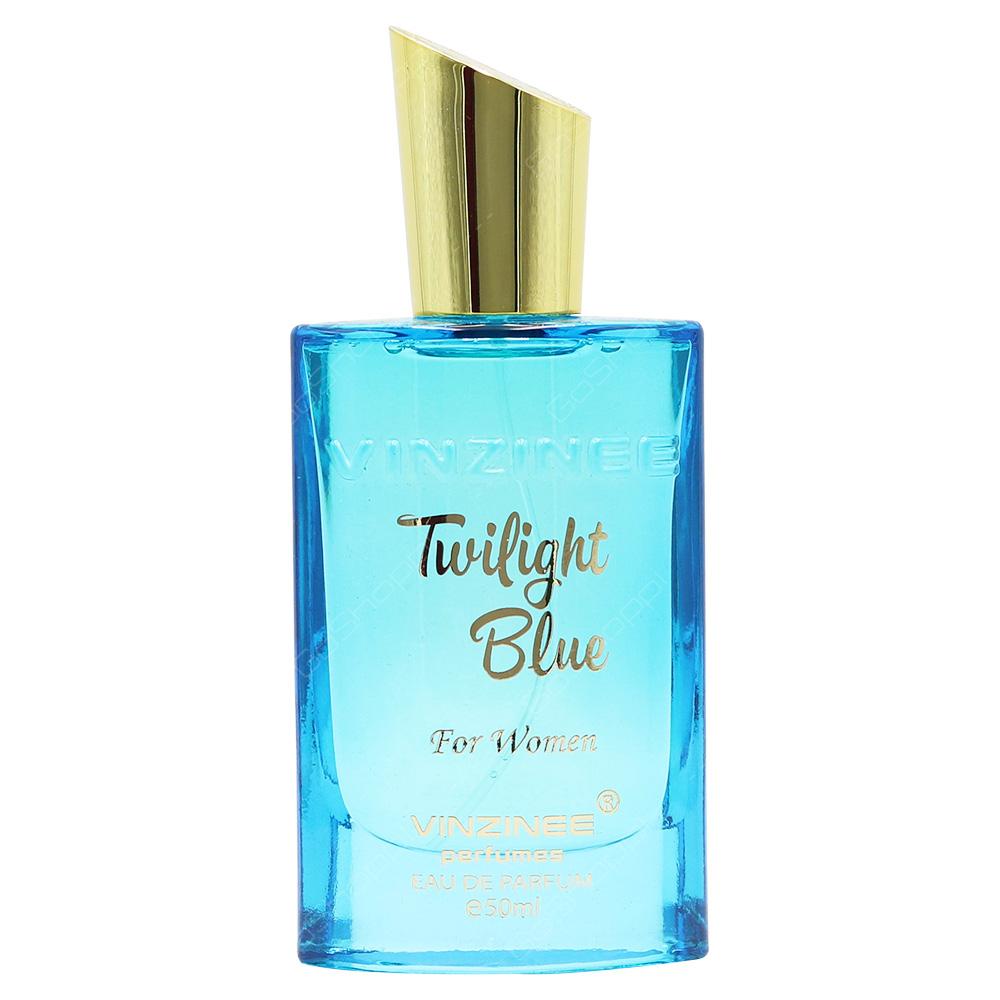 Vinzinee Perfumes Vinzinee Twilight Blue For Women Eau De Parfum 50ml
